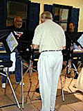 Voting Machine Demonstration, Clark County, Nevada